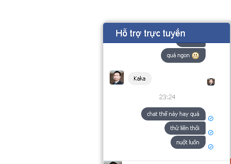 Tạo hộp chatbox hỗ trợ online cho fanpage Facebook