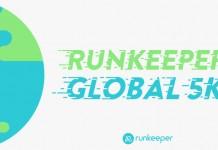 Sự kiện chạy bộ mang tính toàn cầu RunKeeper Global 5k do chính RunKeeper tổ chức chắc chắn sẽ thu hút rất đông người tham gia