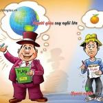 Tư duy thịnh vượng số 4 – Người giàu suy nghĩ lớn
