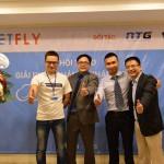 4 thành viên sáng lập ra GetFly CRM