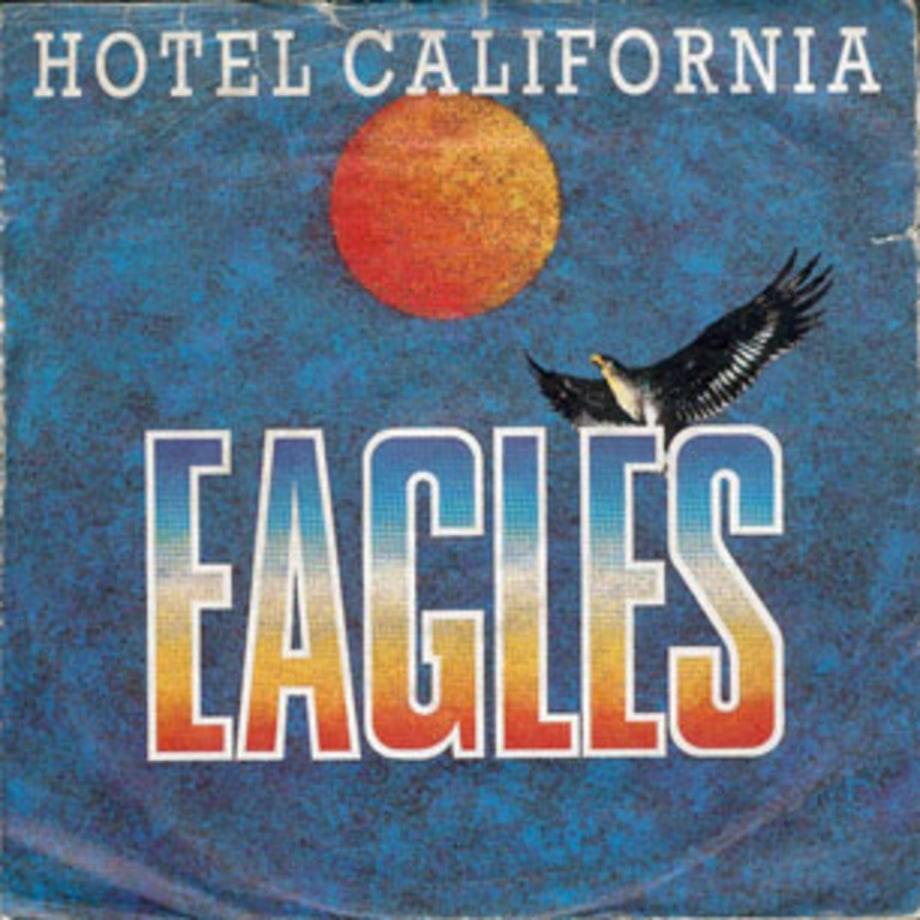 HOTEL CANIFORNIA - THE EAGLES