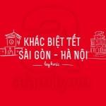Khác biệt Tết Sài Gòn - Hà Nội